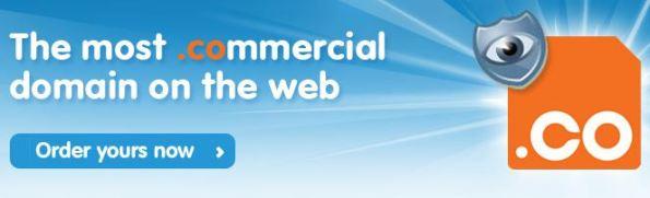 .co domain