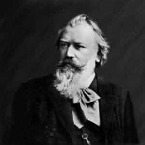 Johannes Brahms German