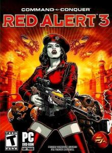 Red Alert 3 cover