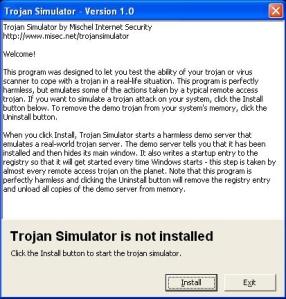 Trojan Simulator 3
