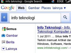Web search 2
