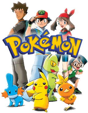 Pokemon game