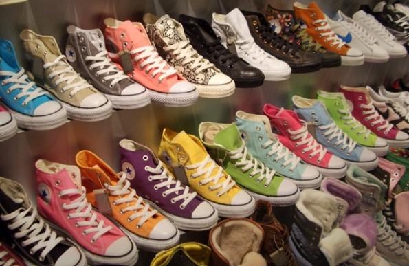 Toko sepatu